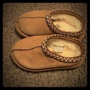 Ugg slippers...